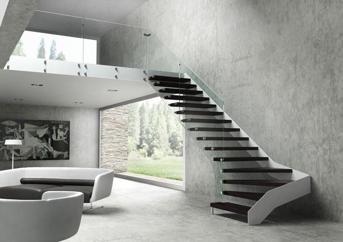 Scale Interne Di Design.Una Scala Interna Iconica E Di Design Per Lasciare A Bocca