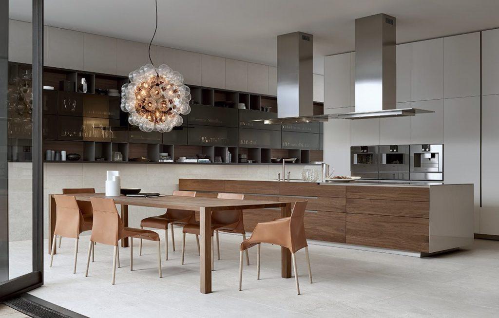 Le regole per non sbagliare l illuminazione della cucina